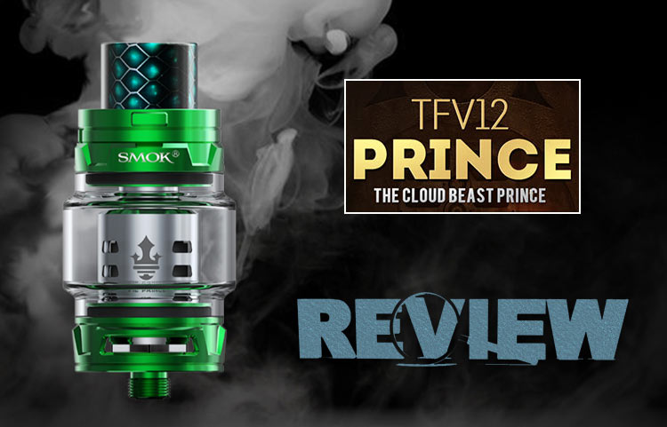 The SMOK TFV12 Prince is available at Vapor Authority