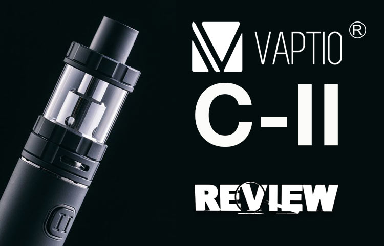 Vaptio C-II Kit Pen-Style Mod Review – Spinfuel VAPE