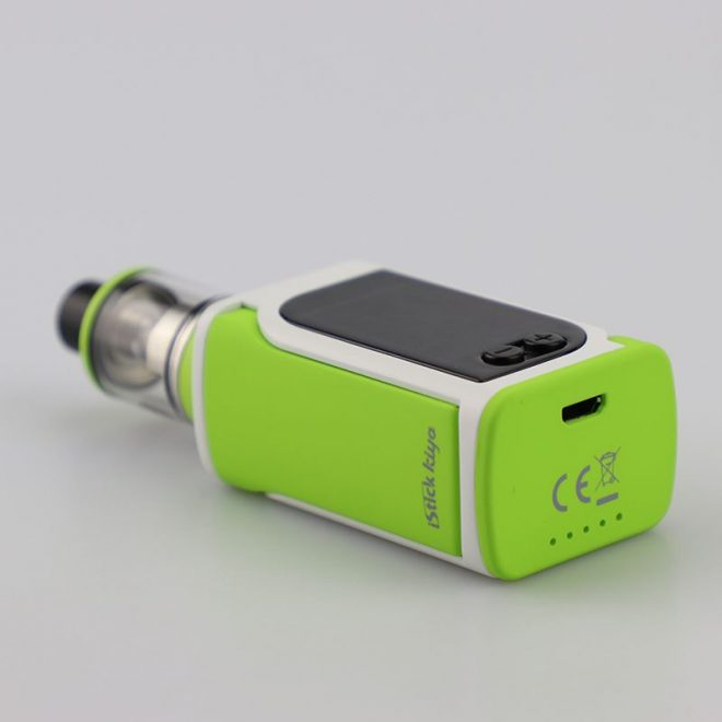 iStick Kiya with GS Juni Tank Preview