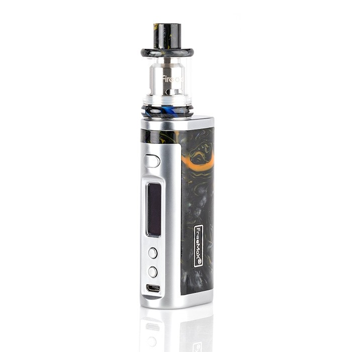FreeMax Firelord 80W Starter Kit Review – Spinfuel VAPE