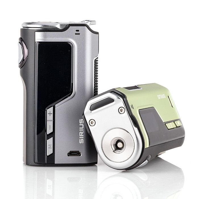 Modefined Sirius 200W TC Mod Review – Spinfuel VAPE