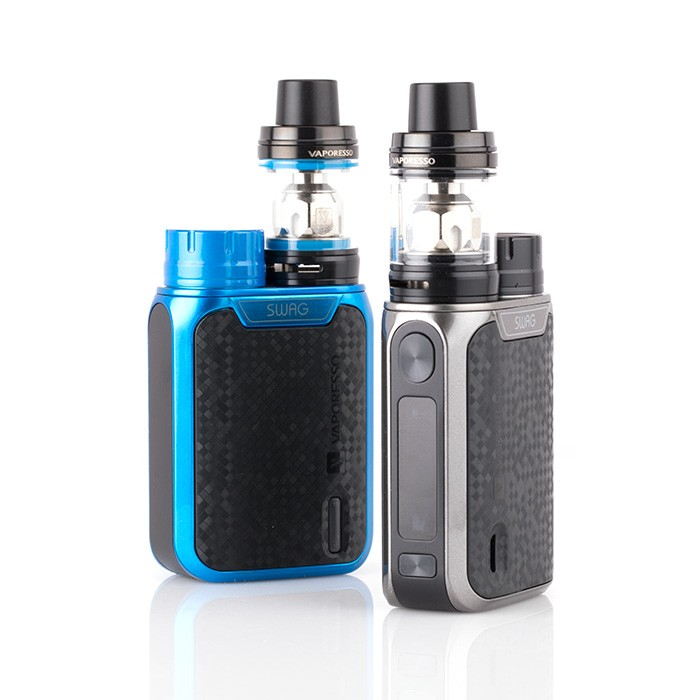 Vaporesso Swag Kit Review – Spinfuel VAPE