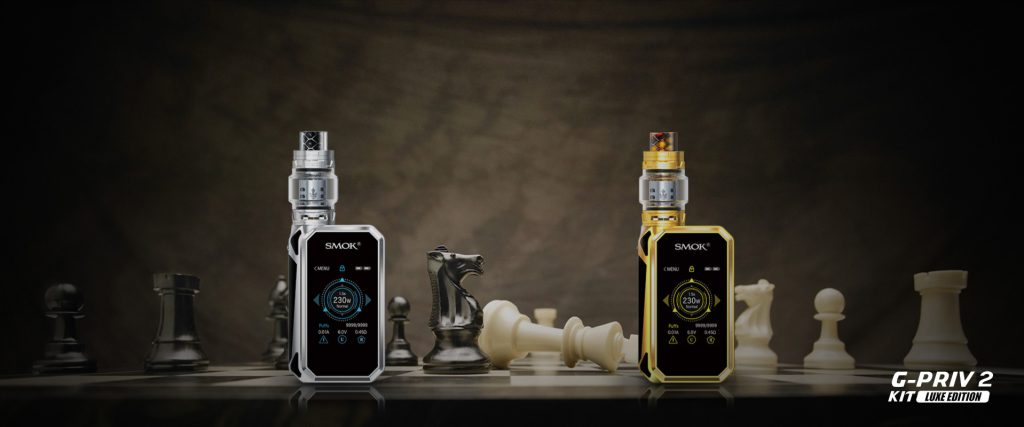 SMOK G-PRIV 2 LUXE Edition Preview – Spinfuel VAPE