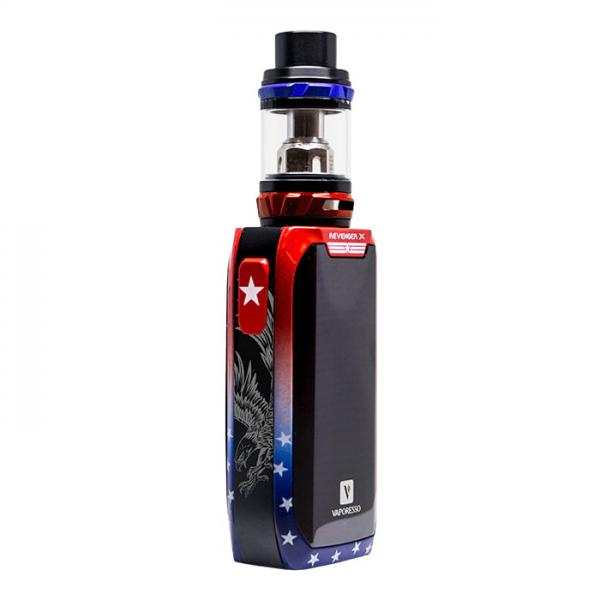 Revenger X Freedom Edition – Exclusively at DirectVapor – Spinfuel VAPE