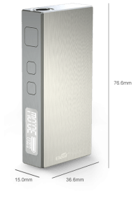 Eleaf Basal 30W MTL Starter Kit Preview – Spinfuel VAPE Magazine