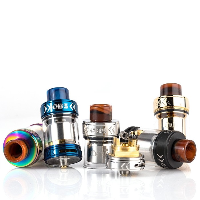 OBS Crius II RTA Single-Post Review – Spinfuel VAPE