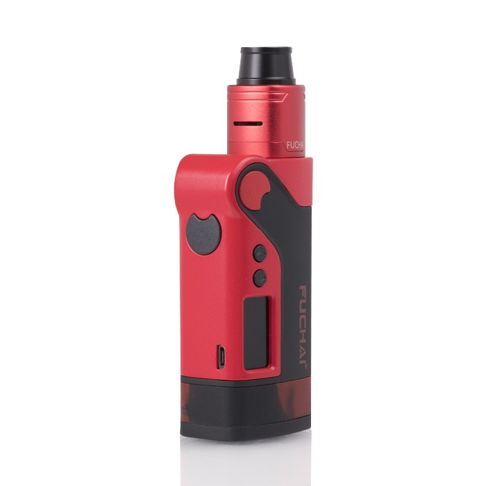 The Sigelei Fuchai VCIGO K2 RDA Mod Kit Preview – Spinfuel VAPE