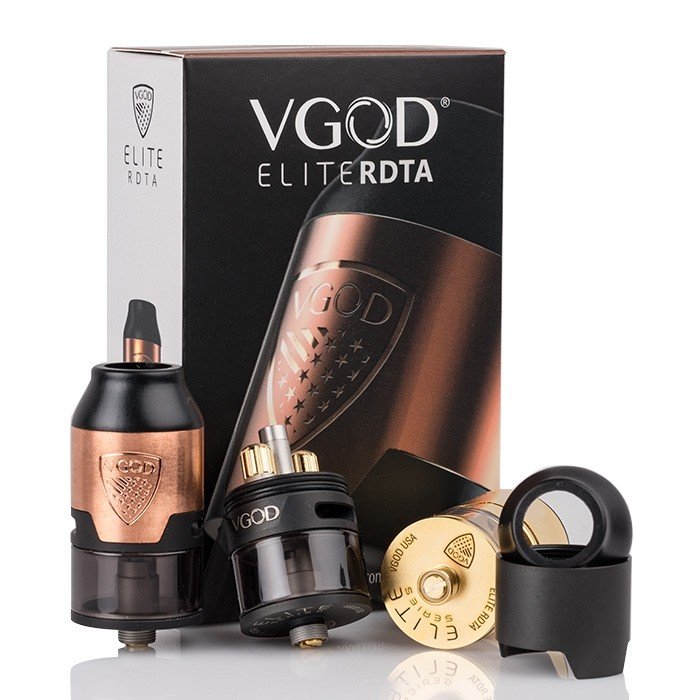 VGOD ELITE RDTA - 24MM TWO-POST – Spinfuel VAPE