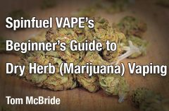 Beginner's Guide to Dry Herb (Marijuana) Vaping