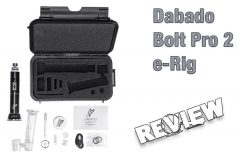 Dabado Bolt Pro 2 Review by Spinfuel VAPE