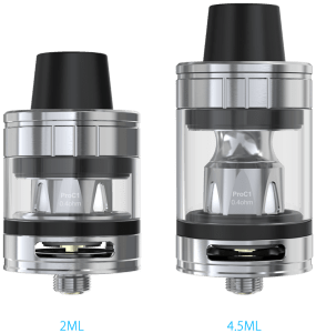 Joyetech ESPION and ProCore X Starter Kit Preview - Spinfuel VAPE