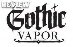 Gothic Vapor Review - 2018 Spinfuel Choice Award
