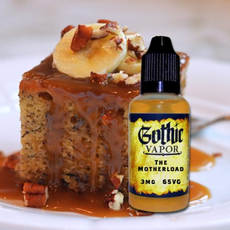 Gothic Vapor Motherload and Campfire Song Review   Spinfuel VAPE