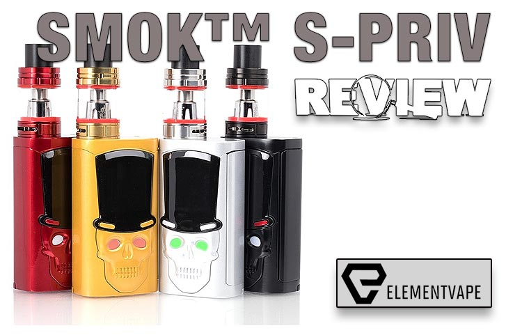 SMOK S Priv 230W Mod Kit Review