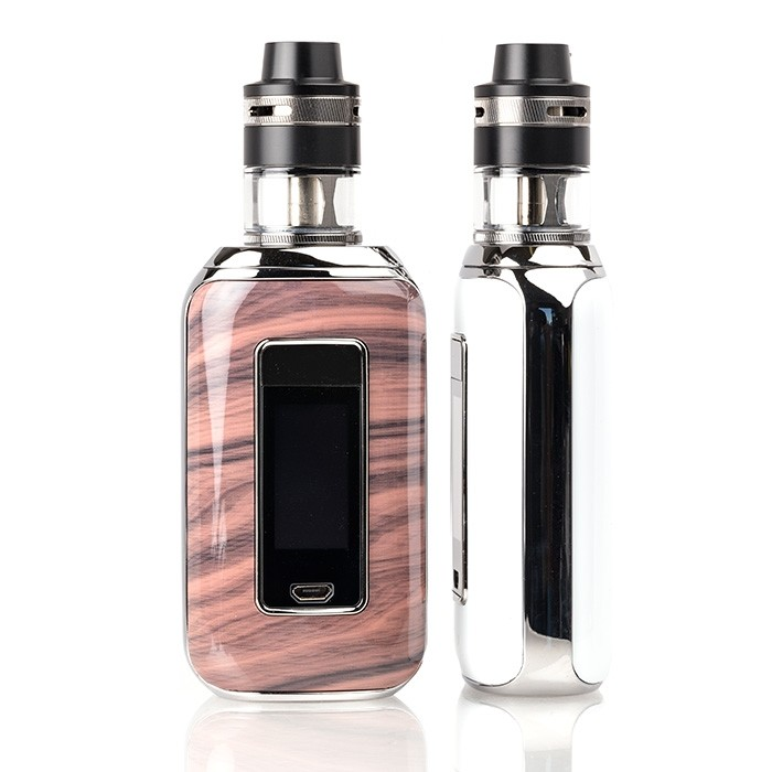 aspire_skystar_revvo_210w_touch_screen_kit_front_oled_side