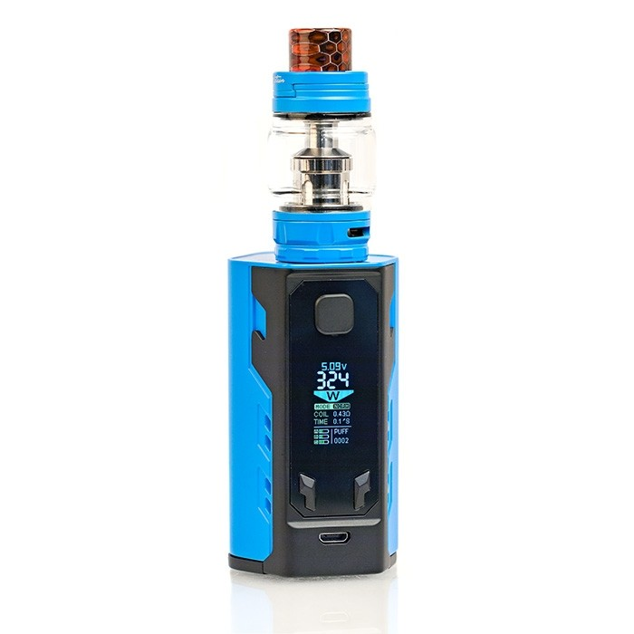 iJOY Captain X3 Triple-20700 Mod Kit Review - Spinfuel VAPE