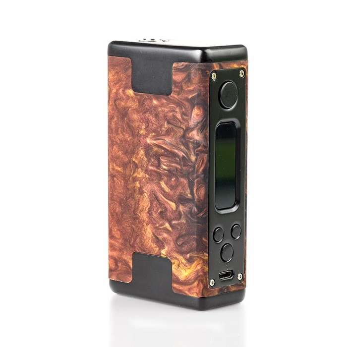 Revenant Vape Cartel BLAQ 160W Box Mod Review – Spinfuel VAPE