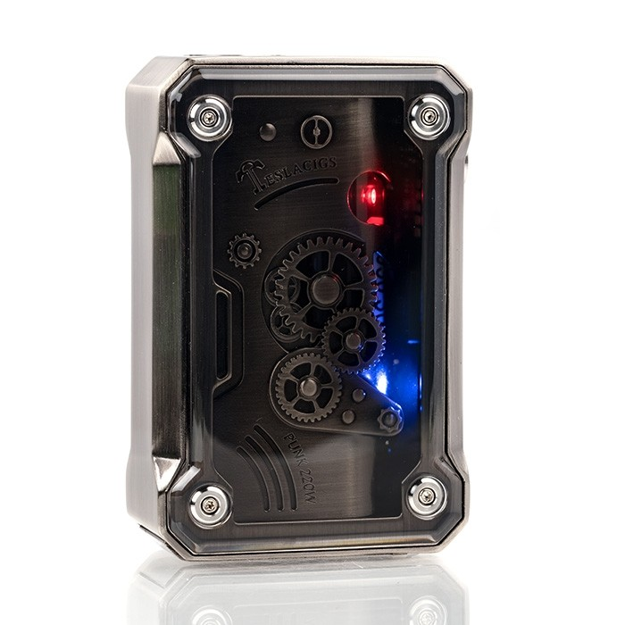 Box Mod Led Lights