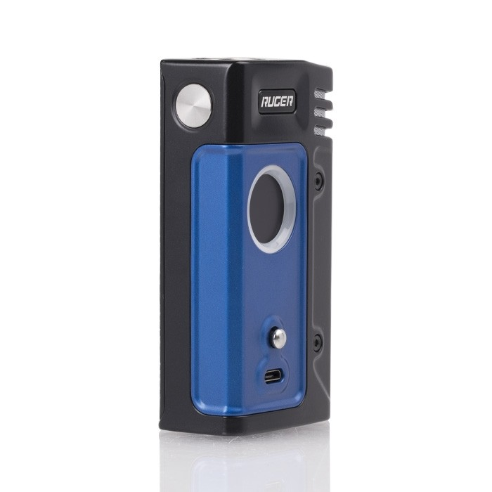 think_vape_ruger_230w_tc_box_mod_blue