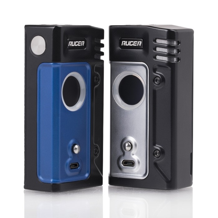 think_vape_ruger_230w_tc_box_mod_front