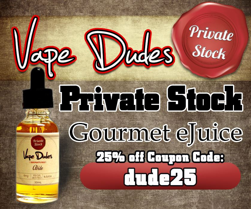25% OFF at Vape Dudes! | Spinfuel VAPE
