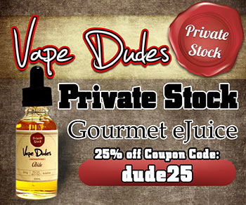 Vape Dudes Private Reserves