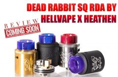The Hellvape Dead Rabbit SQ Squonk RDA Preview