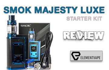 SMOK Majesty LUXE Edition Mod Kit Review - SPINFUEL VAPE