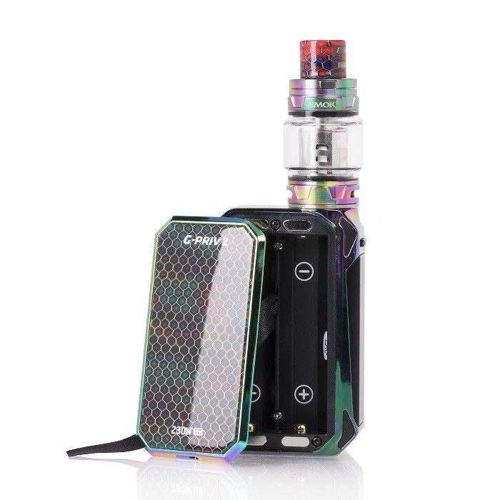SMOK G-PRIV 2 Luxe Edition Kit Review - Spinfuel VAPE