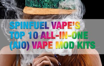 Our Top 10 All-in-One (AIO) Vape Mod Kits