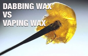 Dabbing Wax Vs Vaping Wax