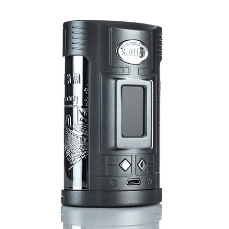 Best 250+ Watt Vape Mods by Spinfuel VAPE