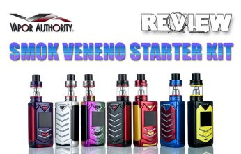 SMOK Veneno & Baby Light Edition Starter Kit Review