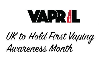 UK to Hold First Vaping Awareness Month – Spinfuel VAPE