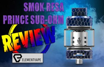 SMOK Resa Prince Tank – A Second Look