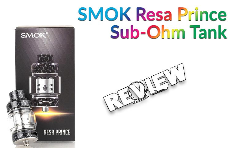 SMOK Resa Prince Review by Spinfuel VAPE