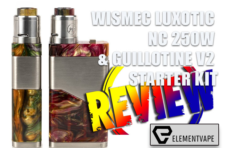 WISMEC Luxotic NC Mechanical Mod Review | Spinfuel VAPE on power box wiring, switch box mod wiring, dna box mod wiring, regulated box mod wiring, 18650 mos fet wiring, diy box mod wiring,