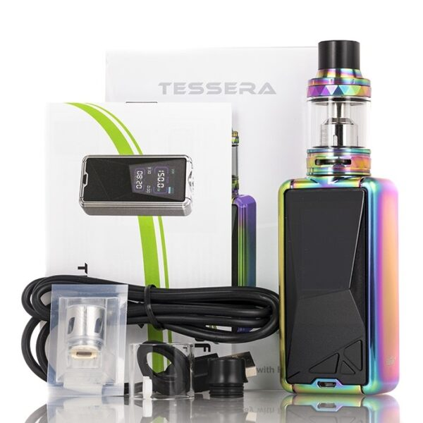 eleaf_tessera_150w_tc_starter_kit_package_contents
