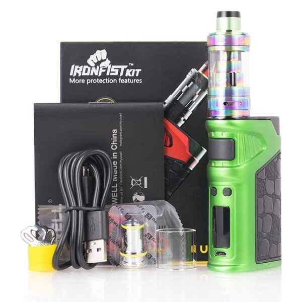 uwell_ironfist_200w_kit_crown_3_subohm_tank_package_contents_