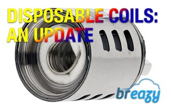 Disposable Coils: An Update on Single-Use Coils by Spinfuel VAPE