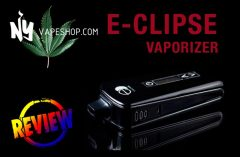 E-CLIPSE Dry Herb Vaporizer Review