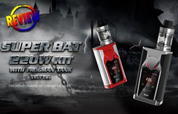 Vaptio Super BAT Mod Review