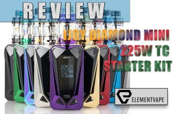 iJoy Diamond Mini Review – Better than the Original?