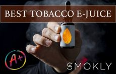 Best Authentic Tobacco E-Juice Reviewed