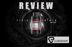 SMOK TFV12 Prince COBRA Edition Review