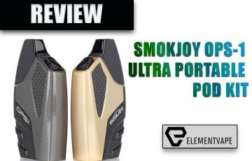 Smokjoy OPS-1 Pod Mod Kit Review