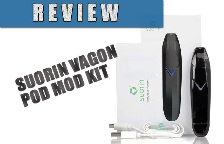 Suorin Vagon Pod Mod Review
