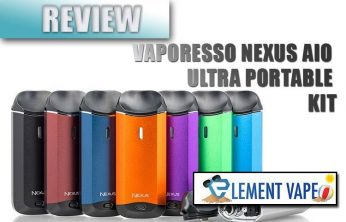 Vaporesso Nexus AIO Pod Mod Review