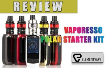 The Magnificent Vaporesso Polar & Cascade Baby SE Starter Kit Review