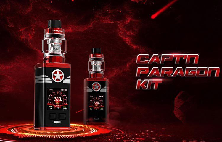 Vaptio and Spinfuel Vape Giveaway